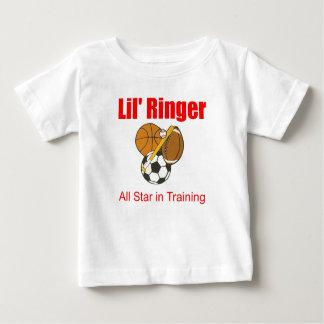 Lil' Ringer  All Star in training Shirt