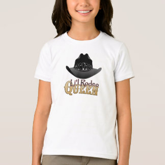 Li'l Rodeo Queen Cowgirl  t-shirt