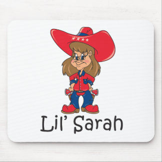 Lil' Sarah - Mouse Pad
