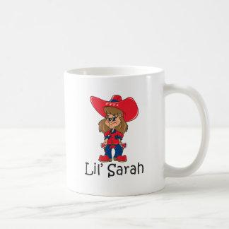 Lil' Sarah - Basic White Mug