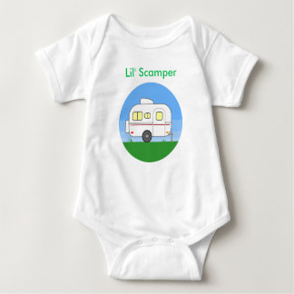 lil' scamper baby bodysuit