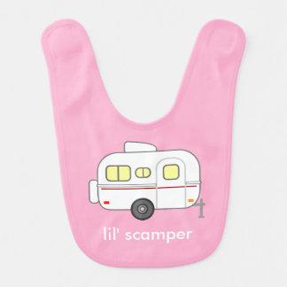 lil' scamper bibs