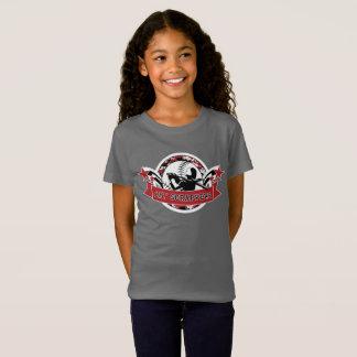 Lil Scrappers Girls' Fine Jersey T-Shirt