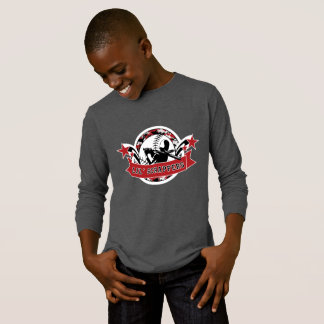 Lil Scrappers Youth Long Sleeved T-Shirt