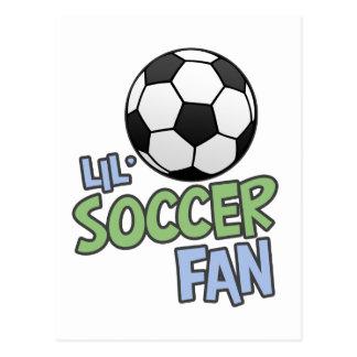 Lil Soccer Fan Post Cards