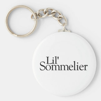 Lil Sommelier Keychain