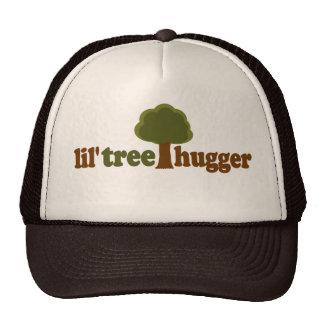 Lil tree hugger hats