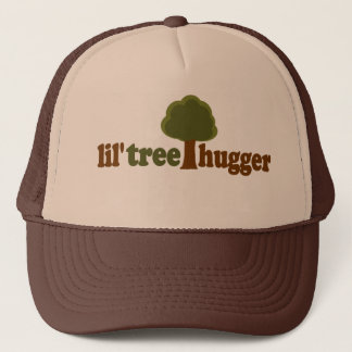 Lil tree hugger trucker hat