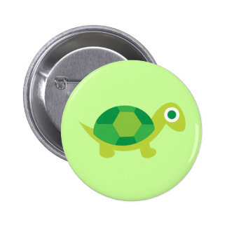 Lil Turtle Guy 6 Cm Round Badge