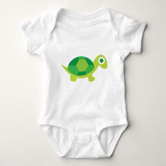 Lil Turtle Guy Baby Bodysuit