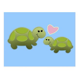 Lil Turtle Postcards