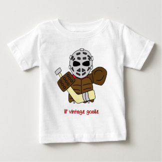 Lil' Vintage Hockey Goalie Tee