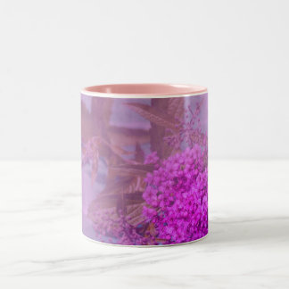 lila Sommertraum Kaffeetassen