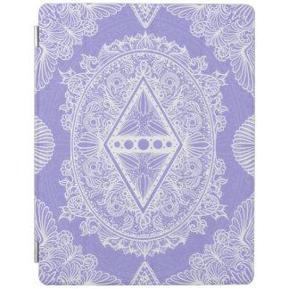 Lilac , Age of awakening, bohemian, newage iPad Cover