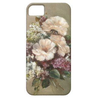 Lilac and Rose bouquet iPhone 5 Cover