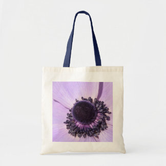 Lilac Anemone Tote Bag