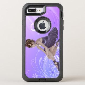 Lilac Apple iPhone 6 Plus Defender Series OtterBox Defender iPhone 7 Plus Case