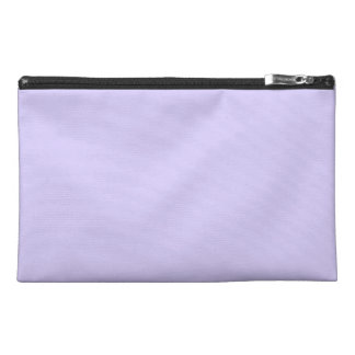Lilac Travel Accessory Bags