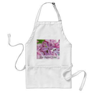 Lilac Bloom In Early Spring Aprons
