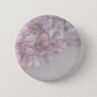 Lilac Blossom 6 Cm Round Badge