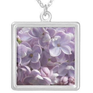 Lilac Blossoms necklace