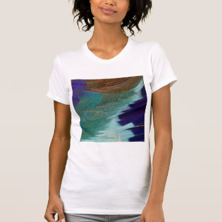 Lilac Breasted Roller feathers T-Shirt