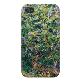 Lilac Bush – Lilacs, Vincent Van Gogh Cover For iPhone 4