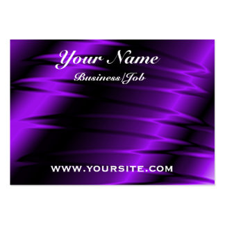 Lilac Claws Pack Of Chubby Business Cards