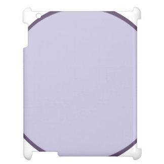 Lilac Dot iPad Cover