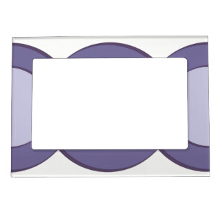 Lilac Dot Magnetic Picture Frame