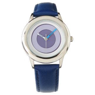 Lilac Dot Watch