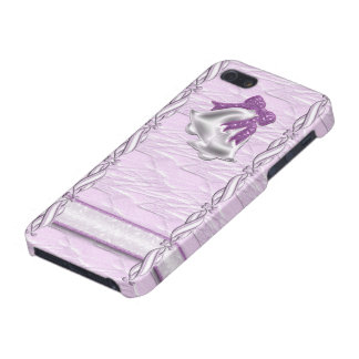 Lilac Elegance #1 Cover For iPhone 5/5S