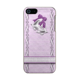 Lilac Elegance #1 Incipio Feather® Shine iPhone 5 Case