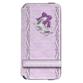 Lilac Elegance #1 Incipio Watson™ iPhone 6 Wallet Case