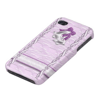 Lilac Elegance #1 iPhone 4/4S Covers