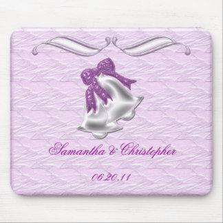 Lilac Elegance #1 Mouse Pad