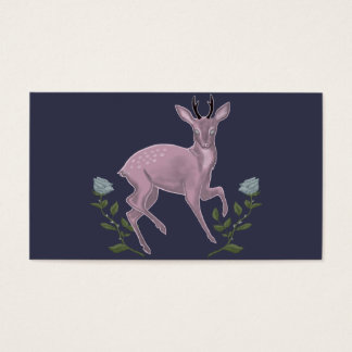 Lilac Fawn Business Card