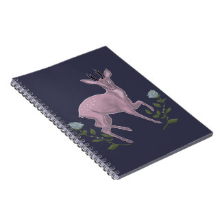 Lilac Fawn Notebooks