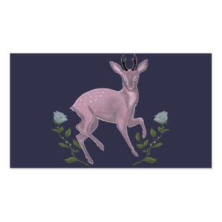 Lilac Fawn Pack Of Standard Business Cards