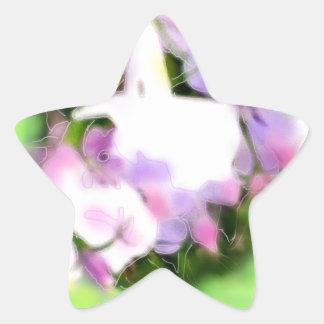 Lilac Flowers - Sticker