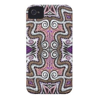 Lilac Garden3 Blackberry bold case