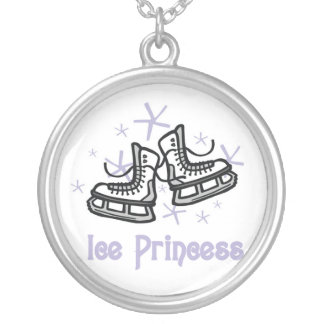 Lilac Ice Princess T shirts and Gifts Pendants
