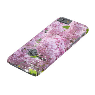 Lilac iPhone case Barely There iPhone 6 Case