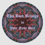 Lilac Jewels Bookplate