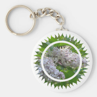 Lilac Keychain