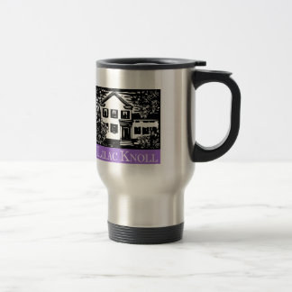 Lilac Knoll Stainless Steel Travel Mug