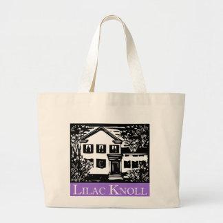 Lilac Knoll Tote Bag