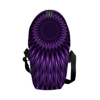 Lilac Lagoon Courier Bag