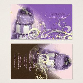Lilac/lavender/Chocolate cake, bakery