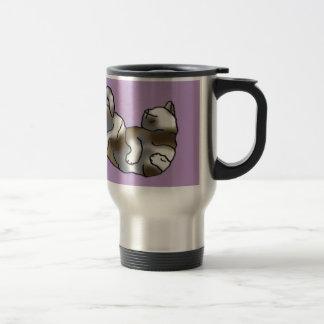 Lilac Lounger Travel Mug